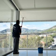 Limpieza de Cristales Málaga